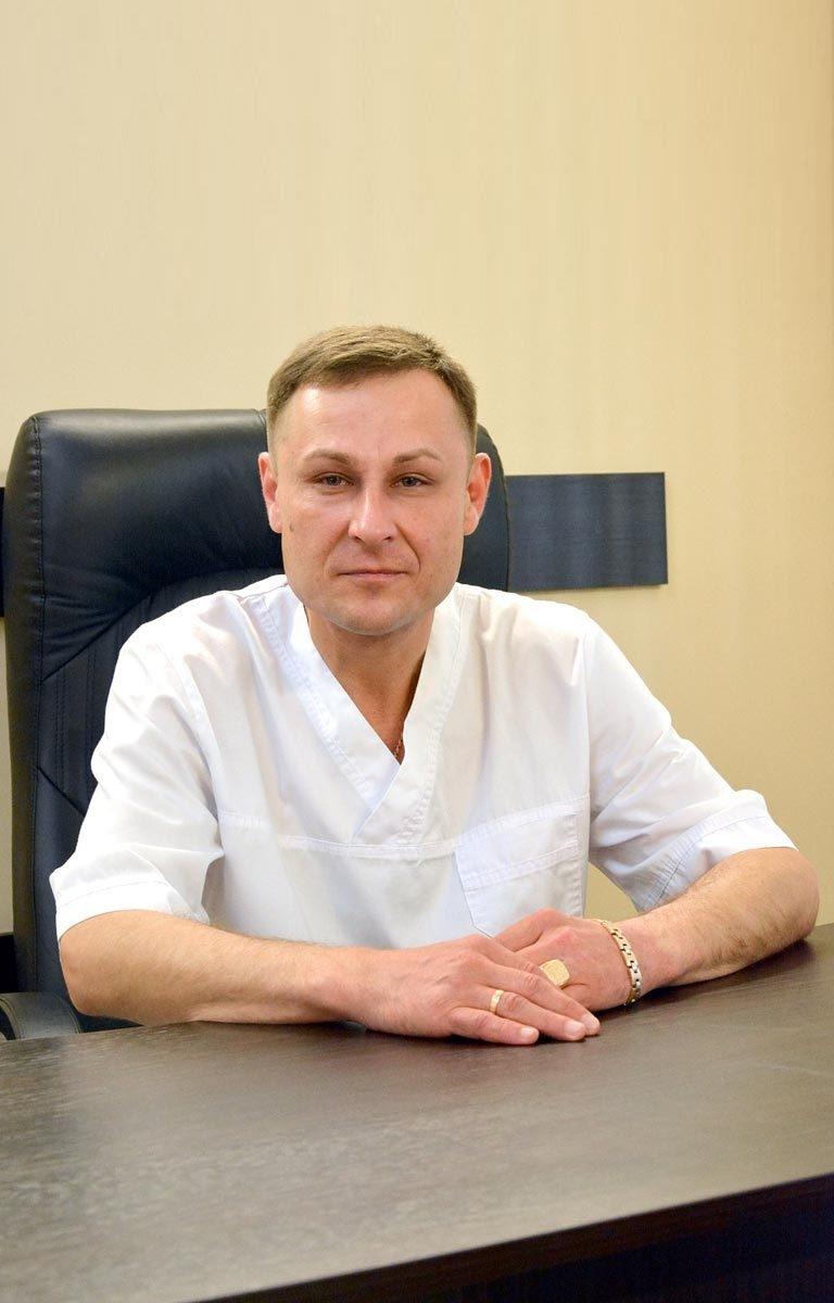 Помаленький Алексей Владимирович. Массаж