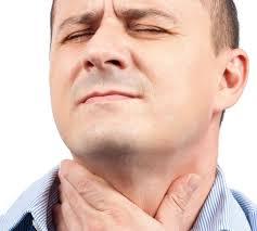 аллергический-фарингит