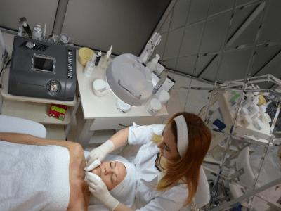обкалывание озоном при пигментации