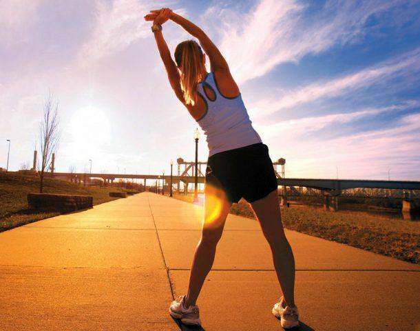 ежедневная физическая гимнастика