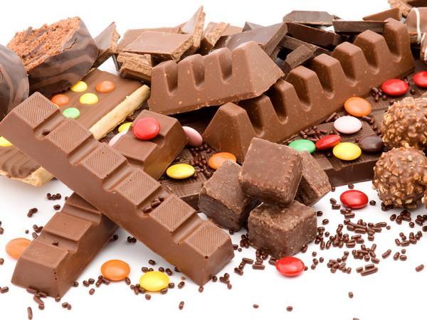 что мы едим вместе с шоколадом