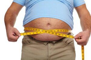 избыточный вес и импотенция